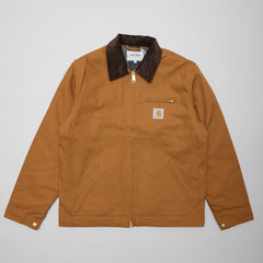 Carhartt Detroit jacket Hamilton brown