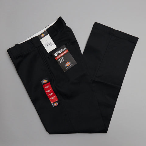 Dickies Original 874 mens work pant BLACK