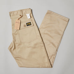 Stan Ray Loose fit fatigue pant Khaki twill