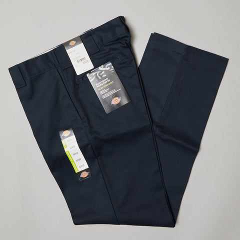 Dickies 373 slim straight fit pant dark navy