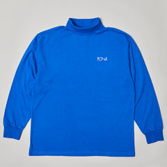 Polar skate co turtle neck Egyptian blue