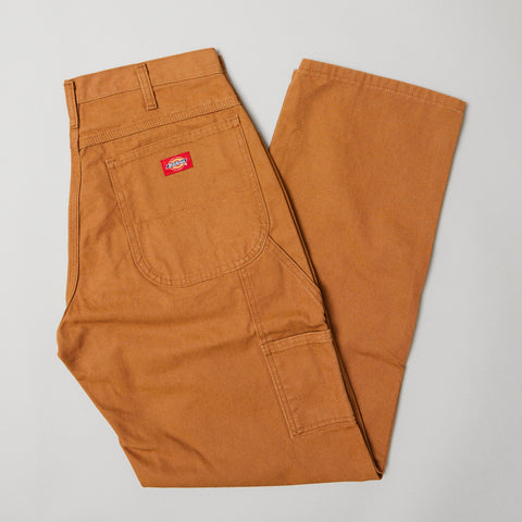 Dickies 1939  relaxed fit duck jeans Rinsed duck brown