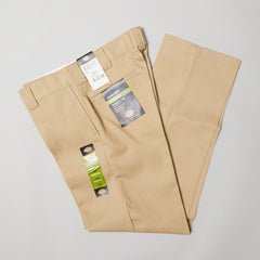 Dickies 873 slim straight fit pants khaki