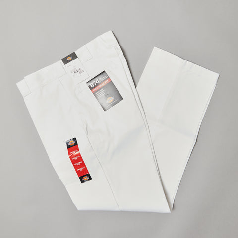 Dickies Original fit 874 Pants white