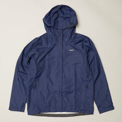 Patagonia torrentshell 3L  jacket Navy blue