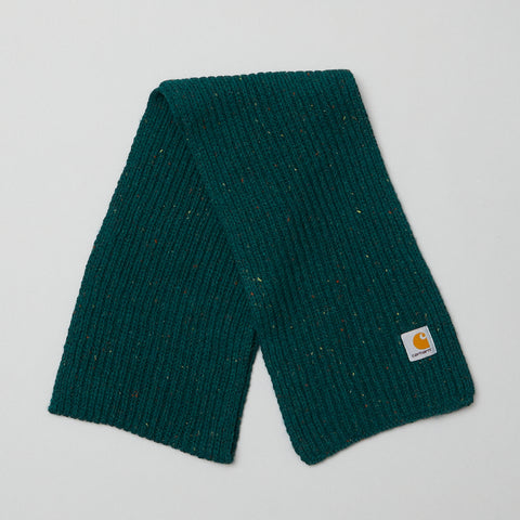 Carhartt Angelistic scarf dark fir heather