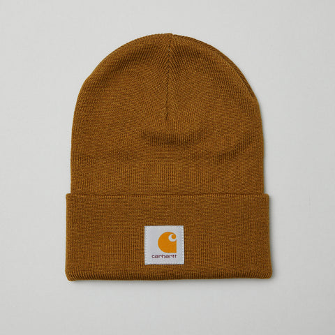 Carhartt Acrylic Watch Hat Solid hamilton brown