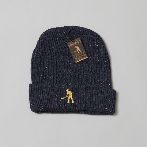 Passport workers beanie midnight speckle