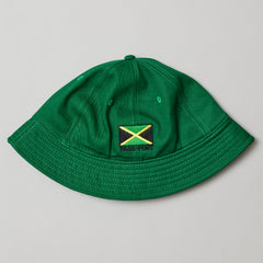 Passport Jamaica bucket hat green