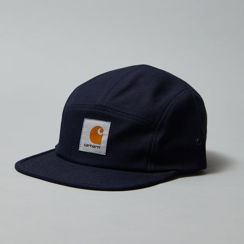 Carhartt Backley cap canvas Navy