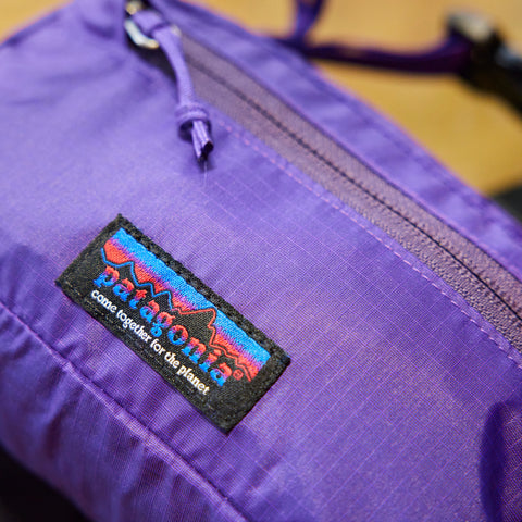 Patagonia Ultra light  hip pack purple