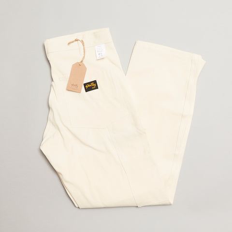 Stan ray Painter pant Natural herringbone