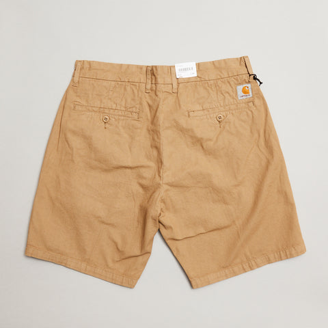 Carhartt john short leather