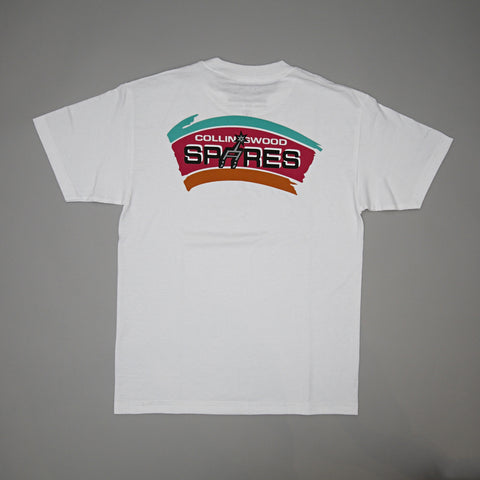 Spares The general  t-shirt WHITE