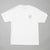 Sparesstore shifter t-shirt white/black