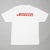 Sparesstore Sparelli t-shirt White/red