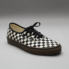 Vans Authentic checkerboard black/white/gum