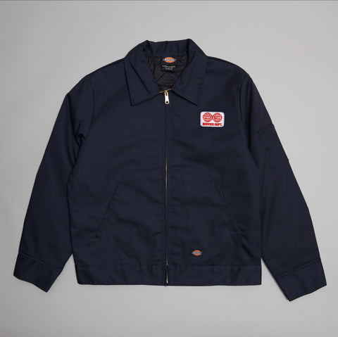 Spares store X Dickies Eisenhower Service department Jacket Navy
