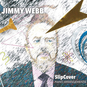 Jimmy Webb: SlipCover | Exclusive Limited Edition Vinyl (Only 500 Available)