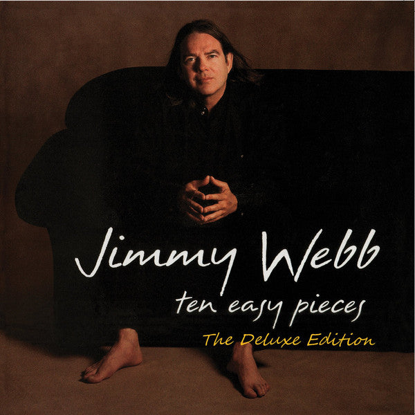 Jimmy Webb - Ten Easy Pieces (Signed CD)