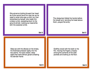 Interpretive Reading Cards