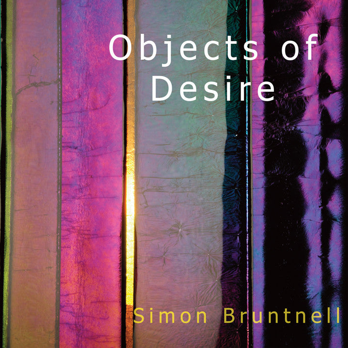 Objects of Desire by Simon Bruntnell £15
