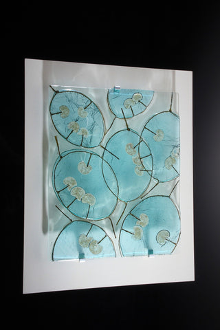 Picture of Wendy Newhofer 3.	Silver Lunaria, 330 x 420 mm. retail price £360