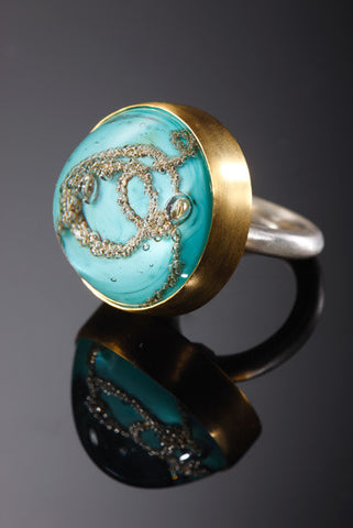Picture of 'Precious Integrations' Ring