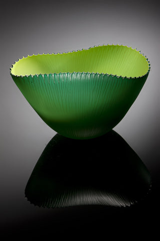 Picture of Fin Bowl - Lime/Green