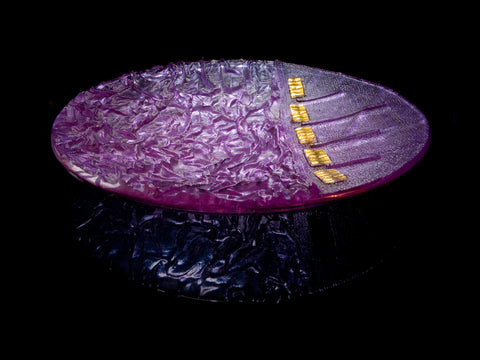 Picture of Lilac glass bowl