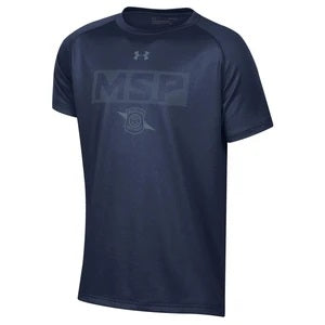 Mens UA MSP Tee Navy