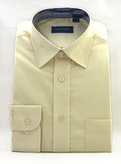 Peter England Shirt - Cream