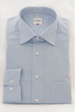 Olymp Luxor Shirt - Chambray Blue