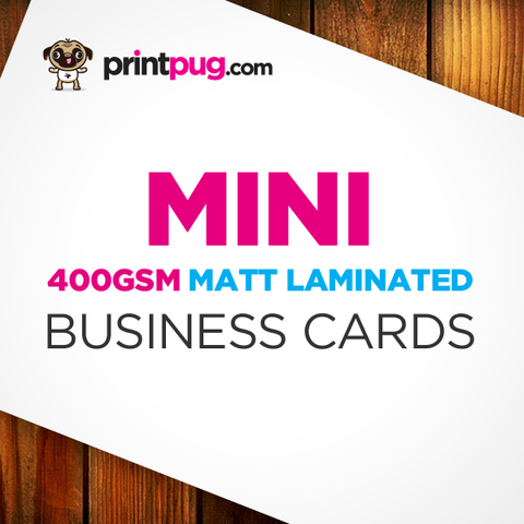 Business Cards - Mini