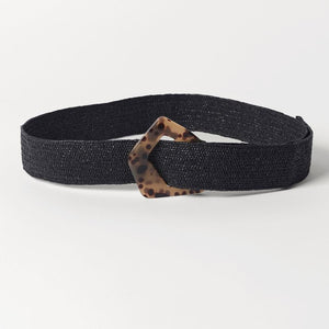 ziz braided belt