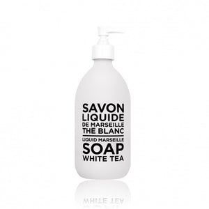 Liquid Marseille Soap - White Tea