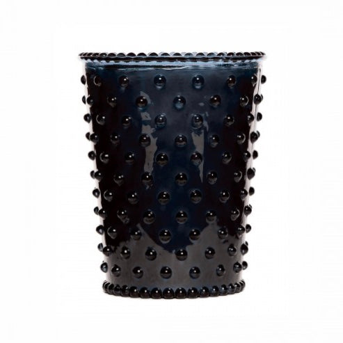 Hobnail Candle Midnight