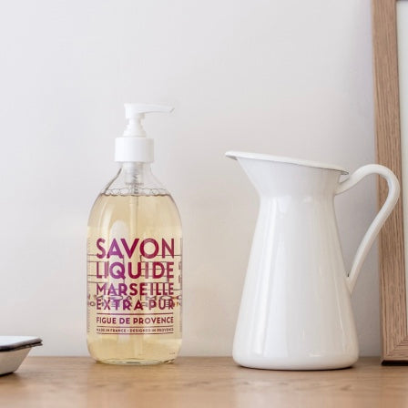 Liquid Marseille Soap - Fig
