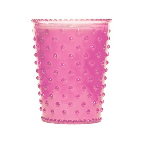 Hobnail Candle Lychee