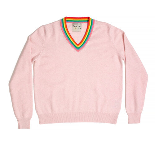 rainbow v jumper