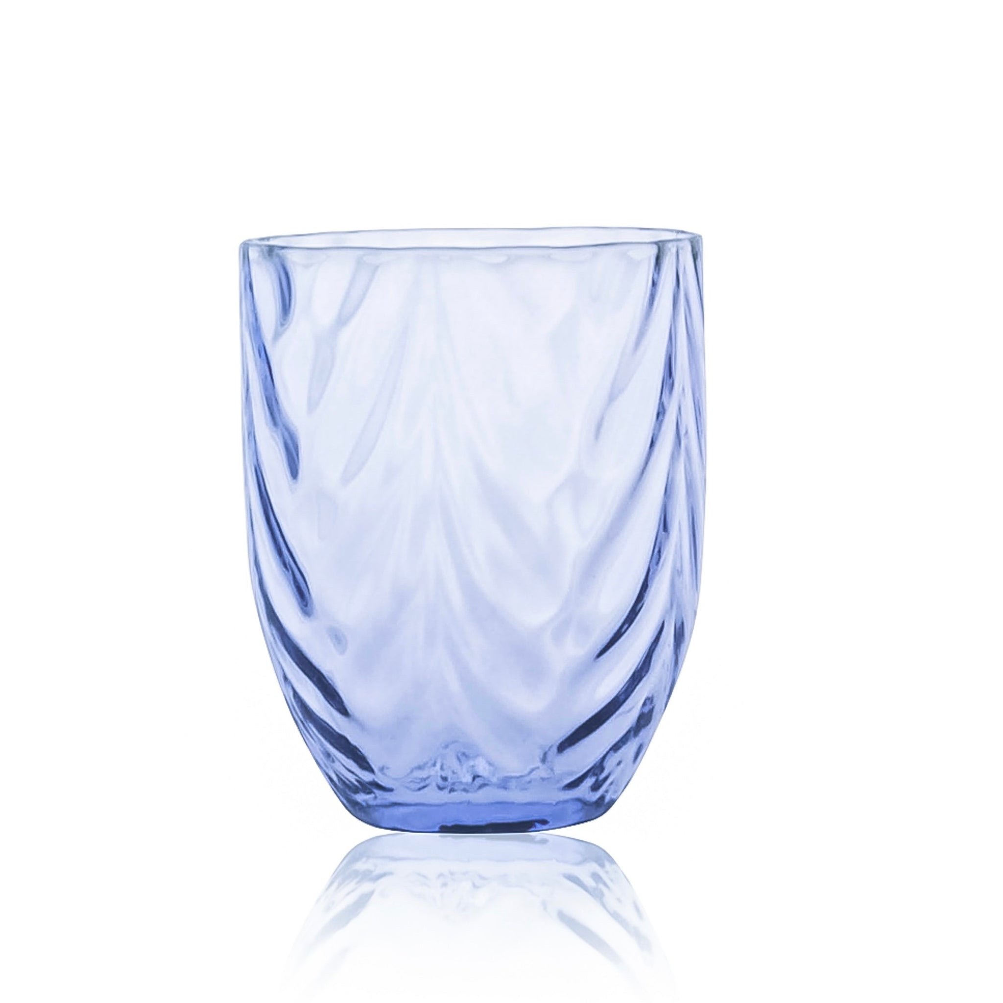 Wave Tumbler Light Blue