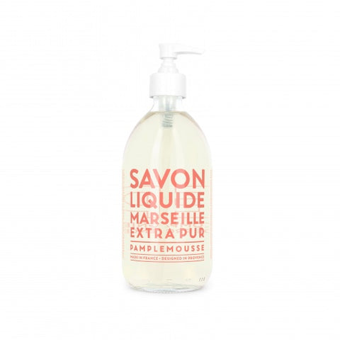 Liquid Marseille Soap - Pink Grapefruit