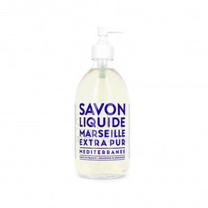 Liquid Marseille Soap - Mediterranean