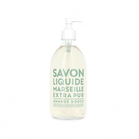 Liquid Marseille Soap - Sweet Almond