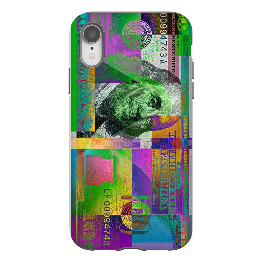 Benjamin Pop Art Matte Protective Case