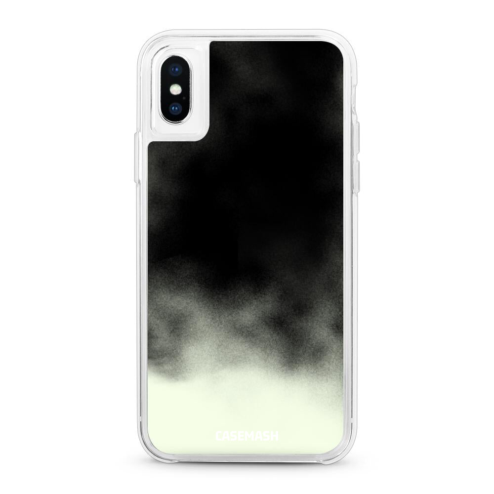Black/White Casemash iPhone Case