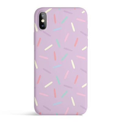 Donut Sprinkles iPhone Case