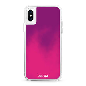 Pink/Purple Casemash iPhone Case