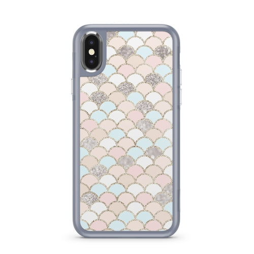 Posh Mermaid - Slate Case