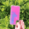 Blue/Pink Casemash iPhone Case